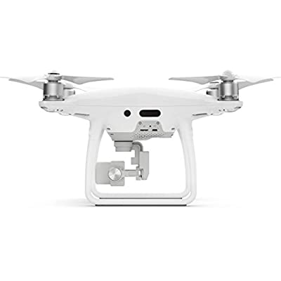 DJI Phantom 4 PRO Quadcopter Drone with 1-inch 20MP 4K Camera KIT + 4 Total DJI Batteries + 3 64GB Micro SDXC Cards + Card Reader 3.0 +