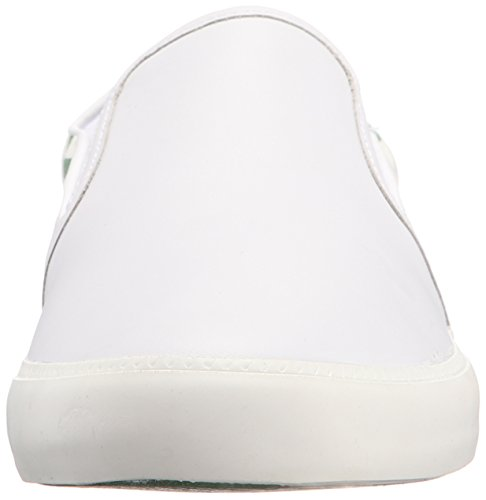 Lacoste Mens Gazon 116 3 Fashion Sneaker Wit / Groen