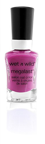 wet n wild Megalast Nail Color, Through the Grapevine, 0.45 Fluid Ounce