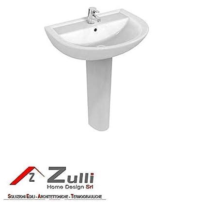 Lavabi In Ceramica Dolomite.Quarzo Lavabo 65x50 1f Bc Ceramica Dolomite E883101 Amazon