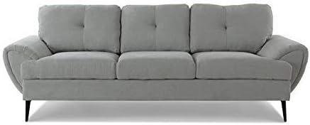ThreeOFour Trapezoid Metal Coffee Table Legs, Bench Legs, Furniture Legs SET of 2