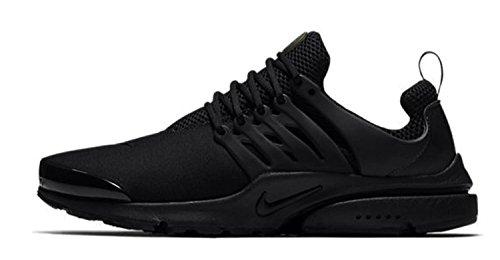 Nike Air Chaussures De Course Hommes Presto Espadrille Noir