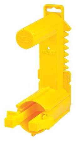 Barricade Tape Dispenser 1000ft Cap Yellow