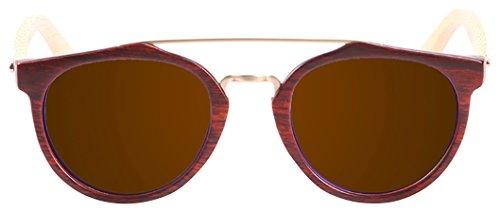 Marron Soleil Adulte Mixte Lunette Paloalto P73000 de Sunglasses 3 xFnOPX8