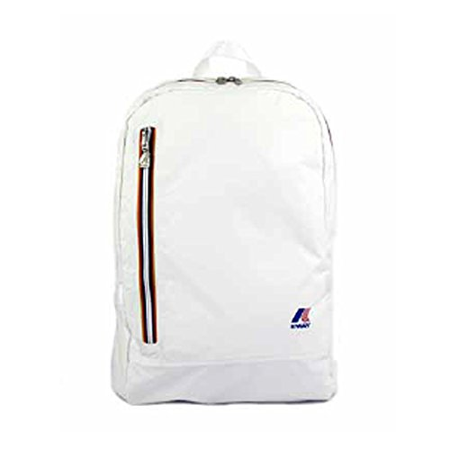K-WAY K Pocket bakcpack white