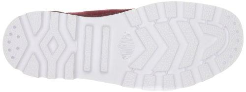 Palladium De Blanc Os Sneaker In Rio Rood En Wit