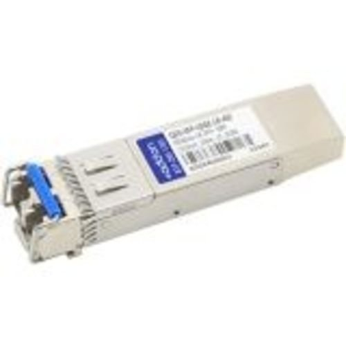 Image of Addon-Networking LC Single Mode SFP+ Transceiver Module (QFX-SFP-10GE-LR-AO) Network Transceivers
