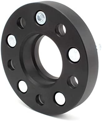 for Buick Cadillac CTS DTS Deville Chevy Chevrolet Impala Malibu Monte Carlo Pontiac Grand Am Grand Prix 4pc 1.25 Hubcentric 5x115 Wheel Spacers 5x4.53 70.3mm bore, 12x1.5 Studs