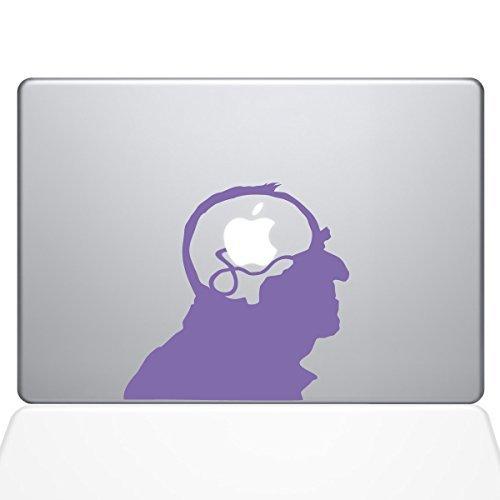 玄関先迄納品 The Decal Guru Steampunk Apple Brain Decal Macbook (1282-MAC-15X-LAV) Decal & Vinyl Sticker - 15 Macbook Pro (2016 & newer) - Lavender (1282-MAC-15X-LAV) [並行輸入品] B078FBT9WW, オウムチョウ:5df0e7f3 --- a0267596.xsph.ru