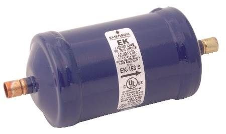 Emerson Flow Controls EK-163S EK Series Liquid Line Filter-Drier