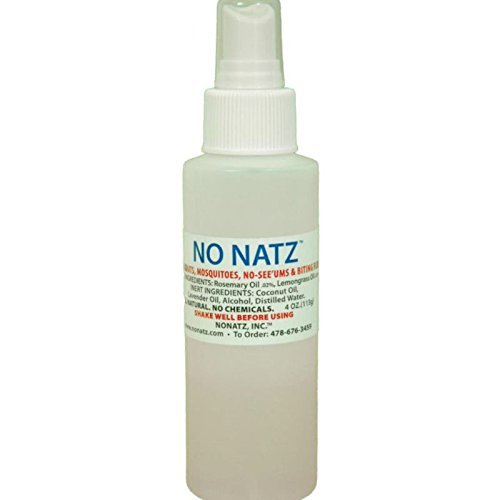 No Natz Insect & Bug Protection 2oz- 3 Pack by No Natz