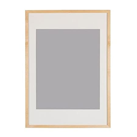 IKEA RIBBA Frame Birch Look; (40x50 cm): Amazon.co.uk: Kitchen & Home