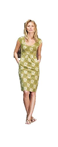 BODEN Soft Stretch Cotton Blend Weekend Casual Jersey Dress US 10 from BODEN