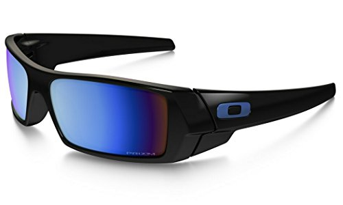 Outdoor Riding Uv Gascan Sunglasses Black Prizm Deep H2O - Sunglasses Oakleys Fake