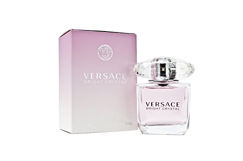 Versace Bright Crystal By Gianni Versace For Women, Eau De Toilette Spray, 1-Ounce - Crystal Versace