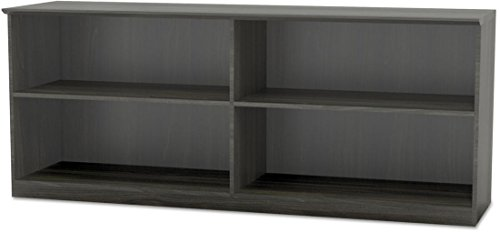 MLNMVLCCLGS - Mayline Medina Series Low Wall Cabinet with (Series Low Wall Cabinet)