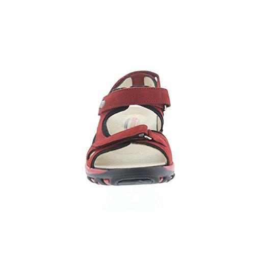 448002 Forest Weite Cherry Schwarz Dynamic H Red Runner Pump Hanni Cherry 817 Sole Black rqrfwY8