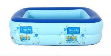 Piscina bebé/Inflable acolchado piscina/Bebé piscina para ...