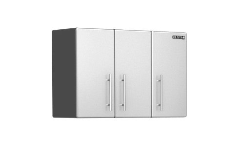 3-Door Wall Cabinet in Starfire Pearl (Ultimate Garage Garage Storage)