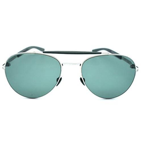 da27e3412815 good Mykita Mylon Hybrid Sloe silver  storm grey Sunglasses ...
