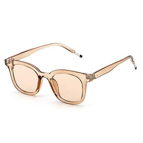 pequeño medias de y y sol NIFG UV versátiles de sol protección medio de Gafas de gafas marco HaWxwA1F