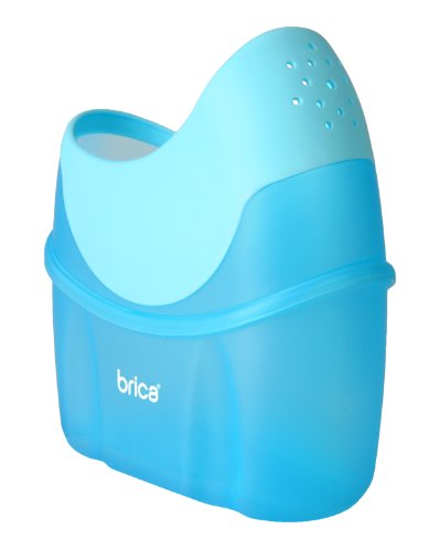 BRICA douche et Pitcher Rincer Bath, Bleu