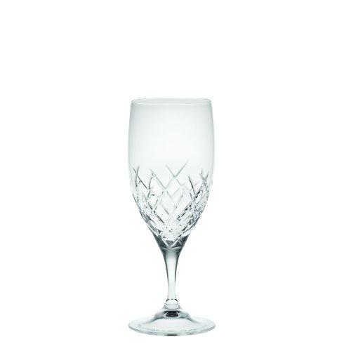 Vera Wang Wedgwood Duchesse Encore Iced Beverage Vera Wang Crystal Goblet