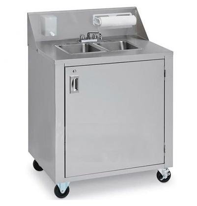 portable sink hot and cold water - 7