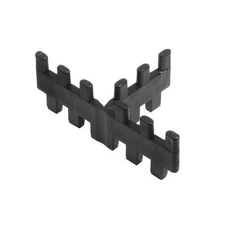 Fugen-T-St/ück Verpackungseinheiten 75 x 6 x 25 mm 250 St/ück 3 versch