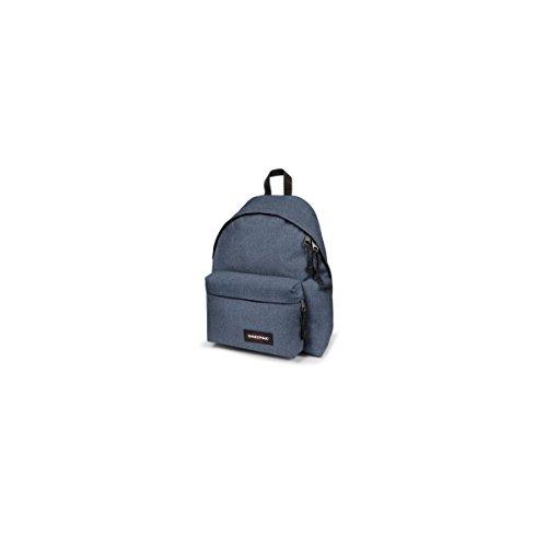 Eastpak Backpacks: Padded Pak'R Humus, Size 41X30.5X15.5 cm double denim