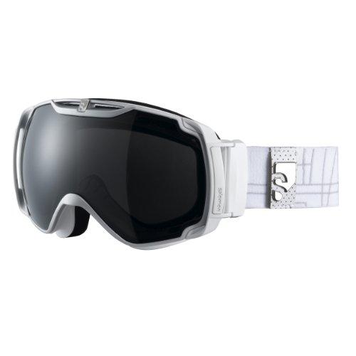 Salomon MS Xtend Xpro12 Goggles (Aluminium/Solar, Black Upgraded Mirror), Outdoor Stuffs