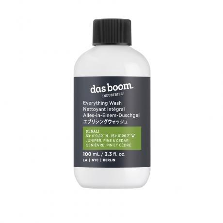 Das Boom Industries Denali (Juniper, Pine, Cedar) Wash Travel Size