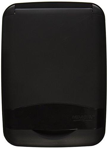Rev-A-Shelf - RV-35-LID-18-1 - 35 Qt. Black Waste Container Lid ()