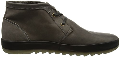 FLY London Mipa698fly, Botines para Hombre Gris (Grey Black)