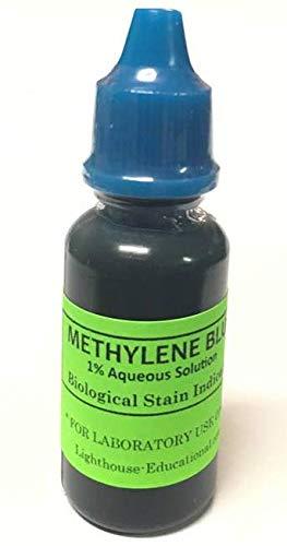- Lighthouse Methylene Blue Stain Aqueous 1% 20 ml