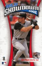 MLB Showdown 2002 2 Player Starter Set