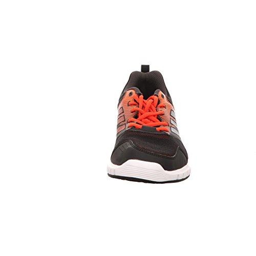 adidas Essential Star 3 M, Scarpe da Ginnastica Uomo, Nero (Negbas/Energi/Neguti), 40 EU