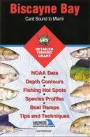 (Biscayne Bay Fishing Map - Card Sound to Miami. (Florida Series, FL0106))