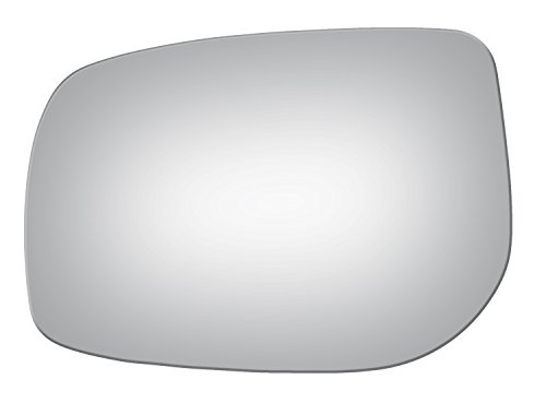 (Burco 4272 Flat Driver Side Replacement Mirror Glass (Mount Not Included) for Scion tC, xB, Toyota Corolla (2008, 2009, 2010, 2011, 2012, 2013, 2014, 2015))