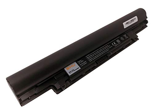 New GHU Li-Ion Battery Replacement for YFDF9 YFOF9 Compatible for Dell V131 2 Series Dell Latitude 3340 3350 5MTD8 JR6XC HGJW8 3NG29 7WV3V H4PJP 11.1V 58 WH 6-Cell YF0F9 VDYR8 451-12176