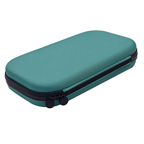 PinShang Portable Stethoscope Storage Box Carry Travel Case Bag Hard Drive Pen Medical Organizer Green by PinShang