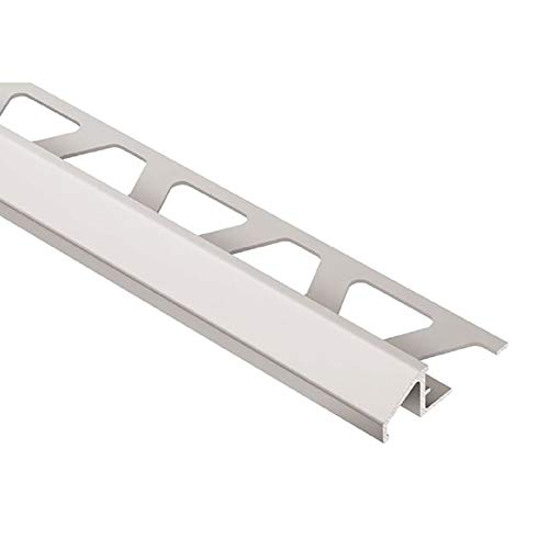 Schluter Reno-U Reducer Tile Edging Trim (3/8'' Aluminum Satin (AE))