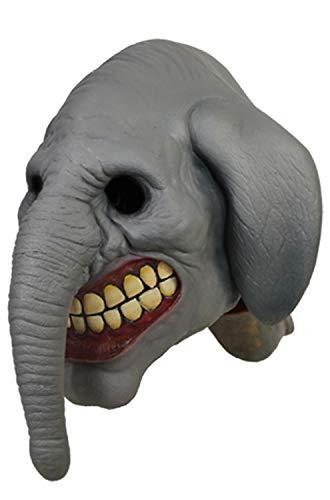 Trick Or Treat Studios - American Horror Story Adult Flip Flop Mask - Standard (American Horror Story Twisty The Clown Costume)