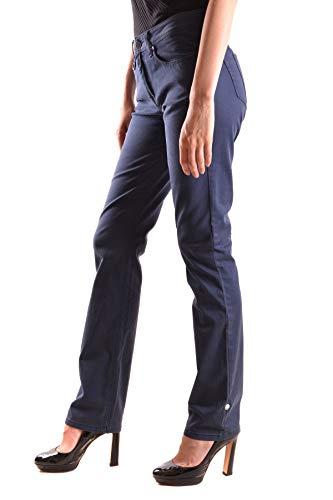 Burberry Mcbi30216 Donna Jeans Cotone Blu xH0a0pwfq