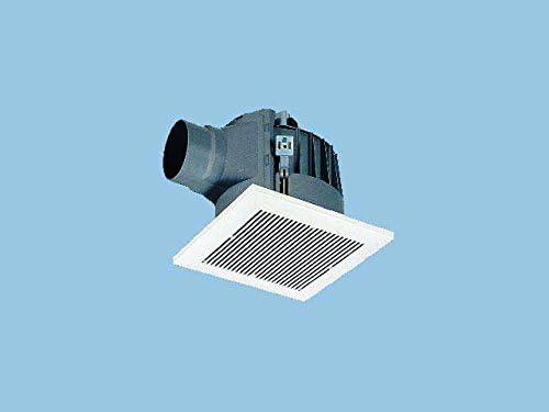 パナソニック電工 換気扇 FY-25MK1 天井埋込形換気扇 まる天 排気 低騒音形 樹脂製本体 ルーバーセットタイプ(角形・格子タイプ) 埋込寸法:φ250mm 適用パイプ径:φ100mm