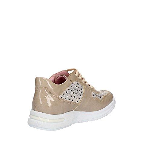 Cuña Las de Deporte con Callaghan Los Beige de de 92108 Bajos Zapatillas Zapatos Mujeres 1qZwRxfP
