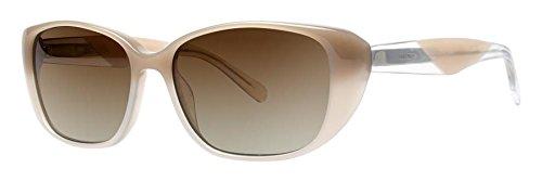 Vera Wang Womens Women's V420 Polarized 53Mm - Sunglasses Wang