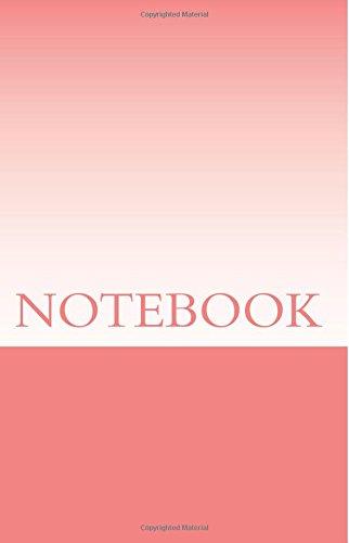 Download NOTEBOOK - Light Coral Colour pdf
