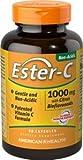 American Health – Ester-C with Citrus Bioflavonoids – 1000 mg. 90 Caps Review