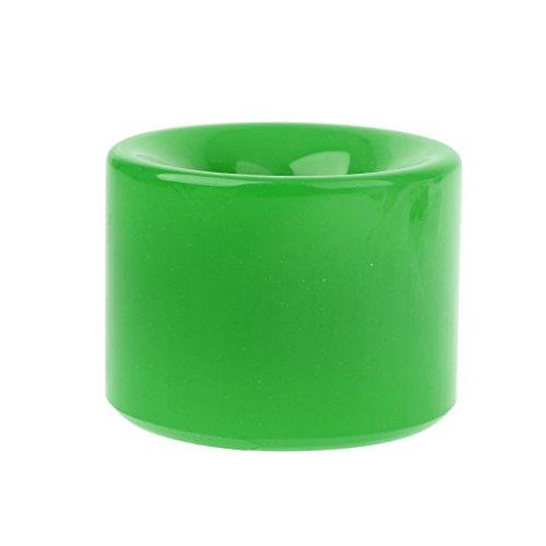 送信するかなりの思い出す【ノーブランド品】 PU製 ソリッド クルーザー ロングボード スケートボード 高弾性 耐久性 PU ホイール 9色選べる - 緑